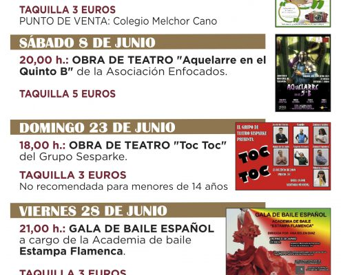 CARTEL AUDITORIO