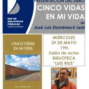 CARTEL JOSE LUIS DOMENECH