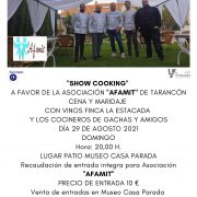 SHOW COOKING AFAMIT