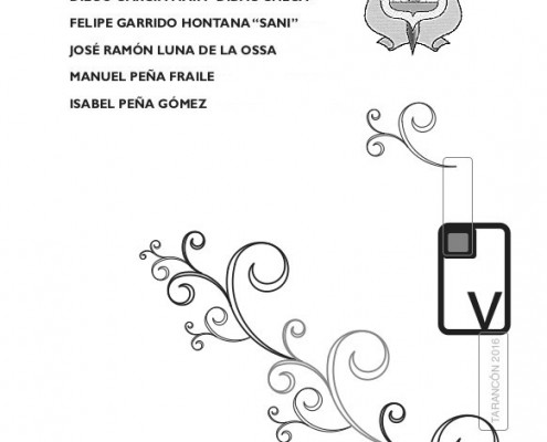 CARTEL VIVERO ARTISTAS 2016