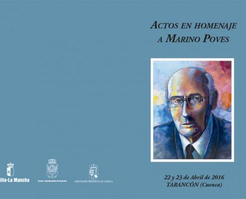 diptico programacion homenaje MARINO POVES.indd