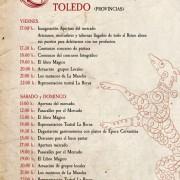 Folleto Mercados Cervantinos 2-2
