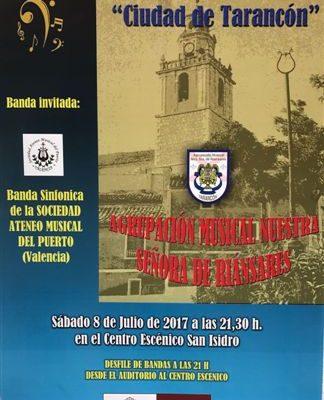 Festival Bandas Ciudad de Tarancón