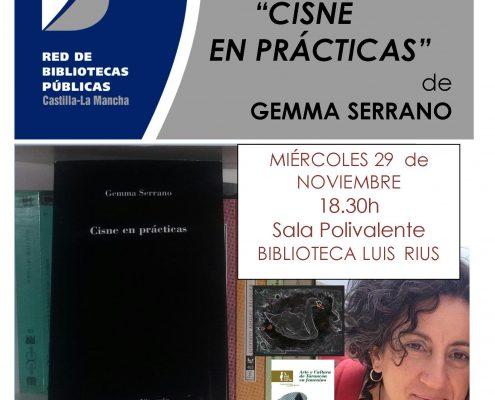 cartel_GEMMA_SERRANO