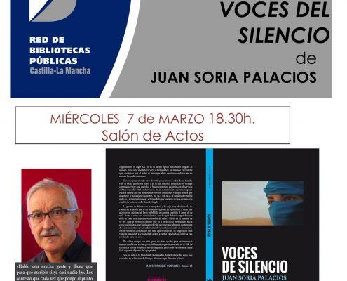 Novela Voces del silencio