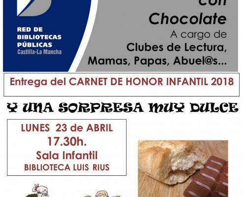 Cuentos con chocolate