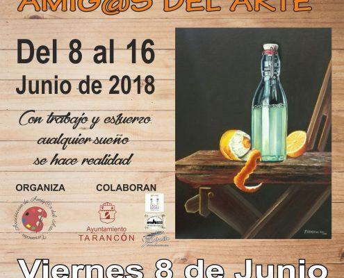 AMIGAS DEL ARTE 2018