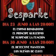 TEATRO DE SESPARKE