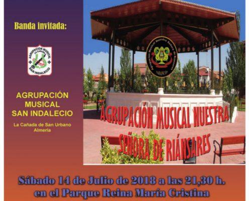 FESTIVAL DE BANDAS DE MUSICA TARANCON
