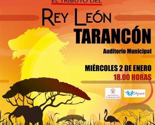 Tributo Rey León