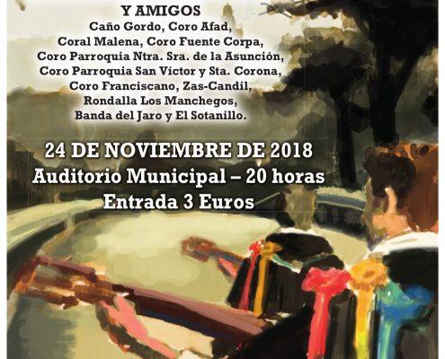 cartel 50 Aniversario RONDALLA CUESTA LA VIRGEN