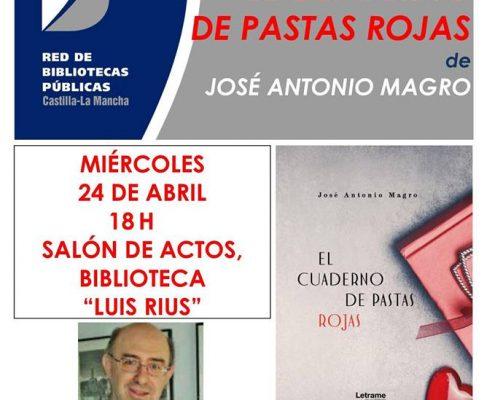 Libro José Antonio Magro