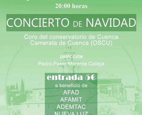 CONCIERTO DE NAVIDAD CONSERCVATORIO DE CUENCA