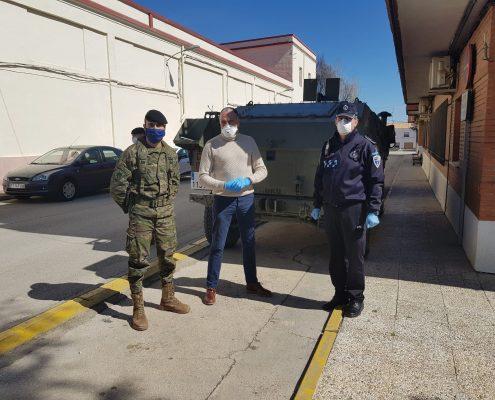 FOTO POLICIA LOCAL TARANCON