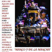 MANCO Y DE LA MANCHA I