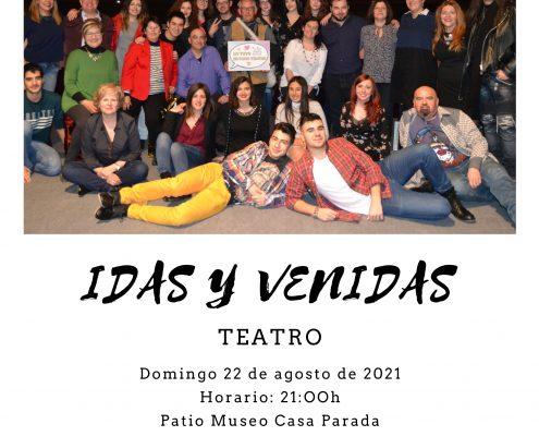 TEATRO IDAS Y VENIDAS